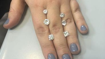 Diamond Substitutes – Cubic Zirconia (ZRO2)
