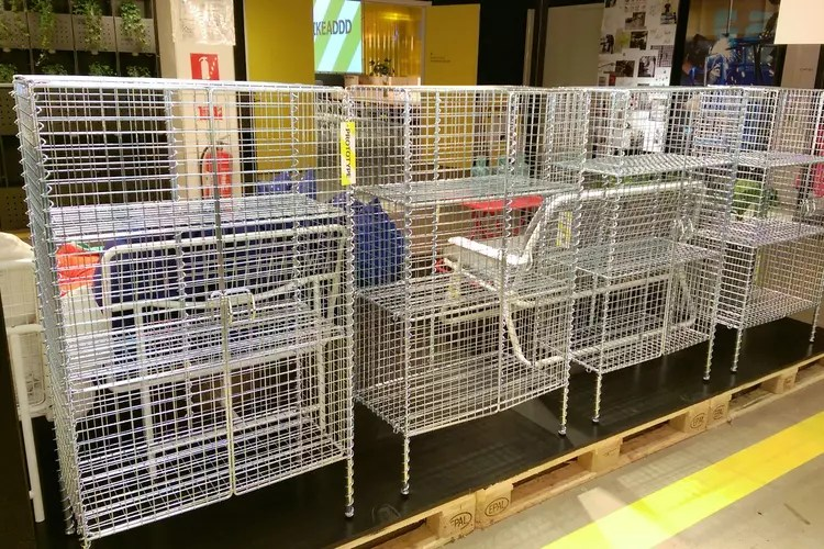 Armoires Mtalliques IKEA PS 2017