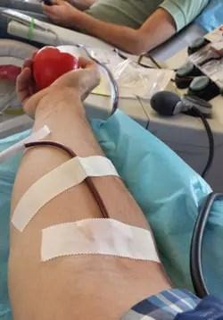 l'origine du sang utilisé lors des transfusion est désormais mieux contrôlée