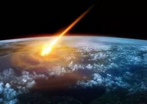 l'impact d'un astéroïde pourrait provoquer une explosion équivalente à des