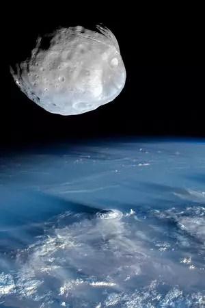 le vendredi 27 novembre 2015, l'astéroïde 2007 ve191 sera au plus près de la