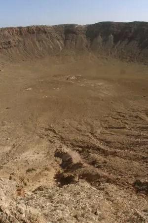un objet trois fois plus petit a creusé ce cratère de 1 200 mètres de diamètre