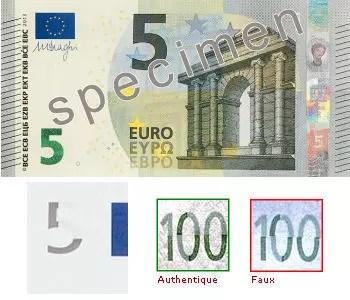 Comment Reperer Un Faux Billet Mon Alsace