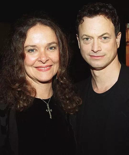 Gary Sinise et sa femme Moira Harris