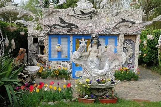 La Maison Aux Coquillages Btisier Photos Davril 2011