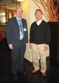 ICNS 2012: Bob Kerczewski, Roy Oishi