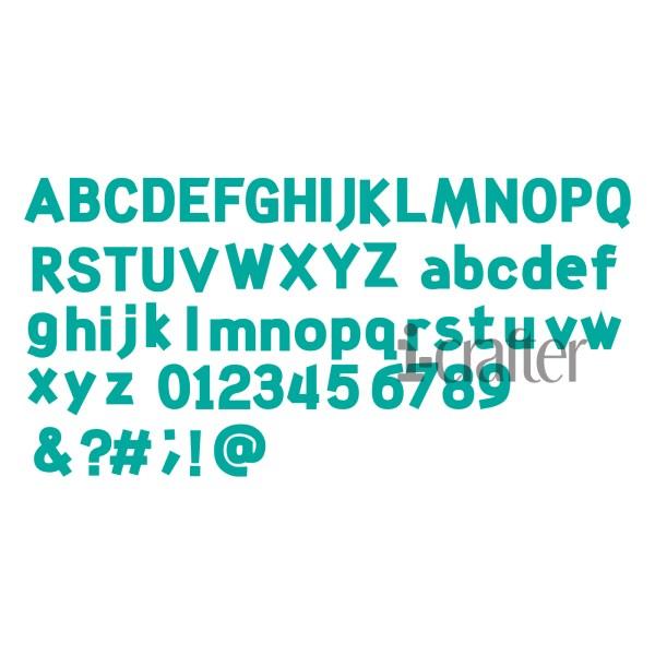 Alphabet, Carly