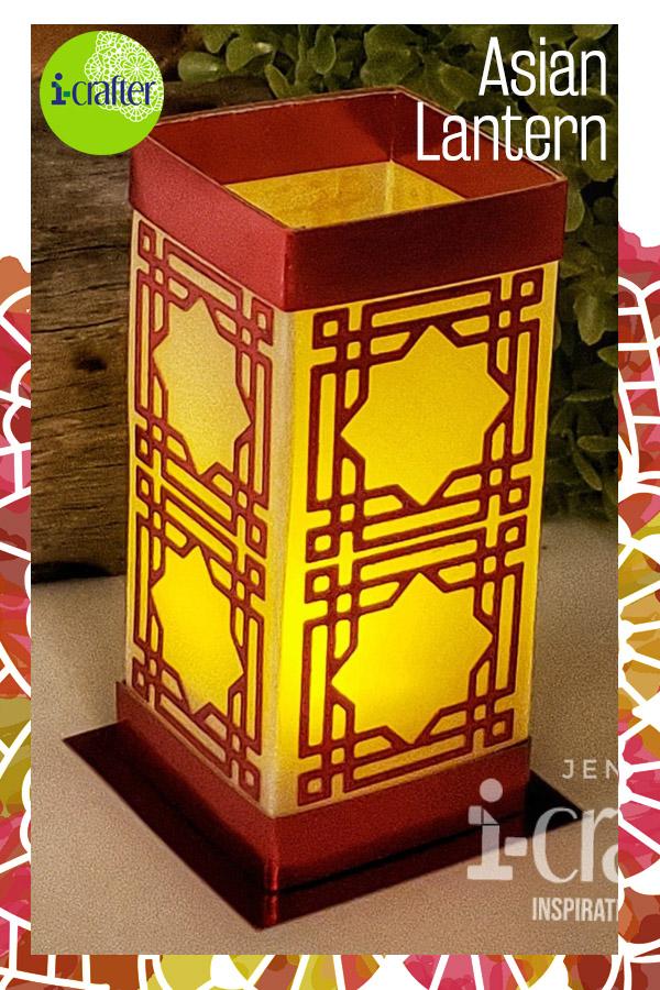 i-crafter Geometric Favor Box