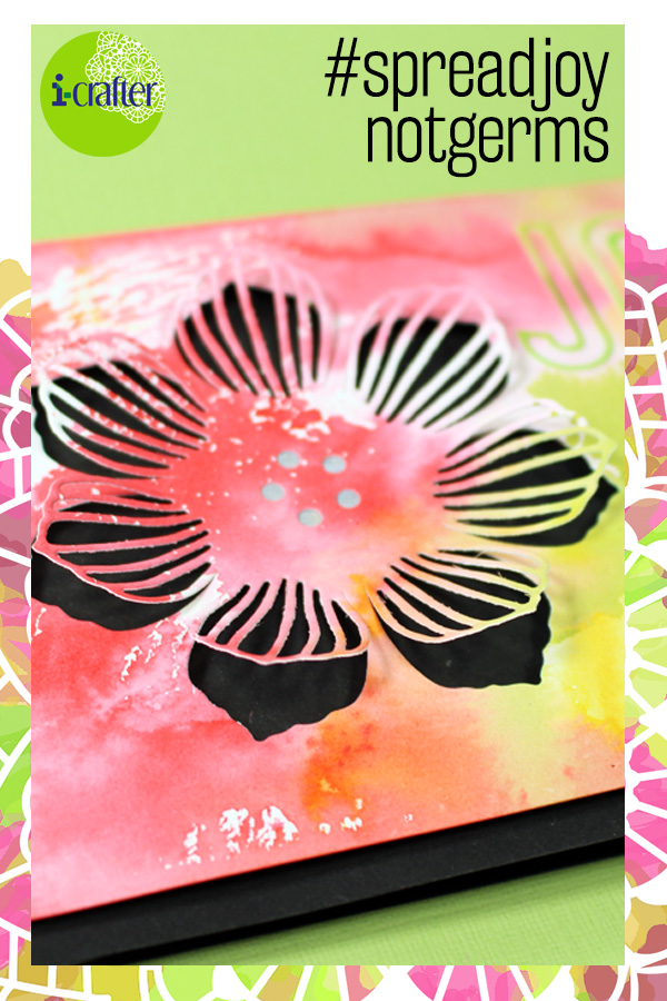 i-crafter flower burst