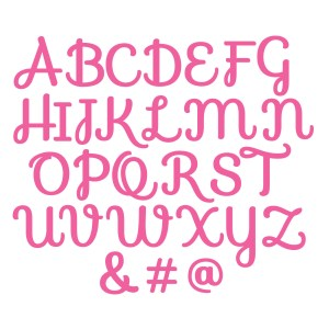 Alphabet, Heather Upper
