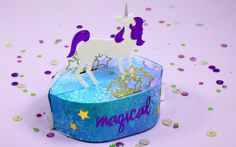 Box Pops Unicorn Add on
