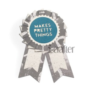 Ribbon Rosette, Crafty Add-on