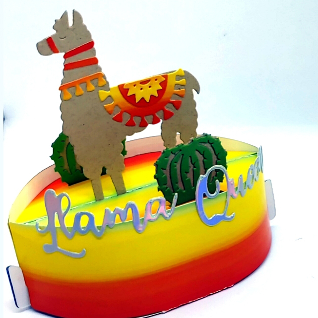 Llama Queen i-crafter