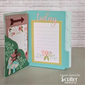 Mini album i-crafter