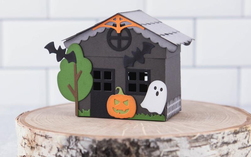 house favor box