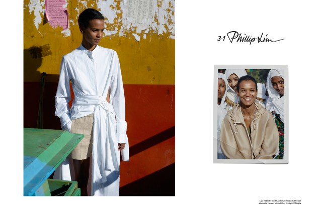 ​viviane sassen shoots liya kebede in ethiopia for 3.1 phillip lim