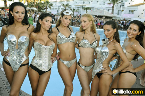 10 sexiest holiday destinations Ibiza