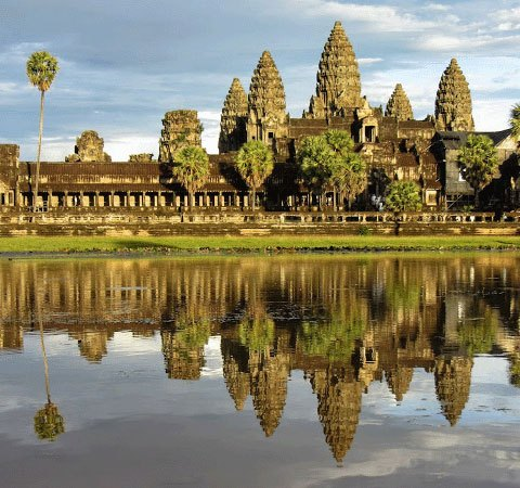 Top 10 Inner Cities 2019 Angkor Wat