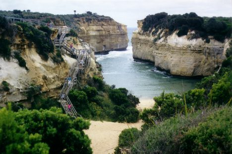 Australia, Great Ocean Road, Loch Ard Gorge
