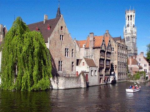 Top 10 Inner Cities 2018 Bruges