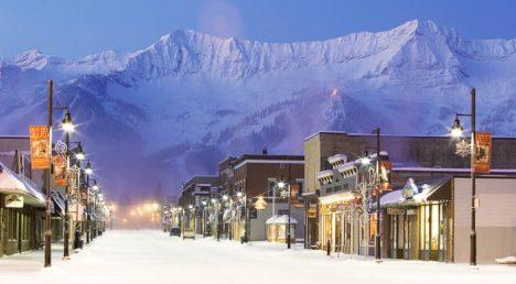 Canada: Fernie, East Kootenay region