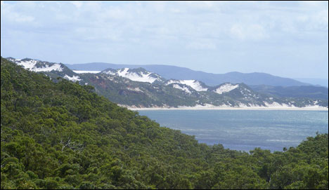 Cape York Peninsula un-spoilt beauty - not so easy to get there