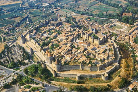 Top 10 Inner Cities 2018 carcassone
