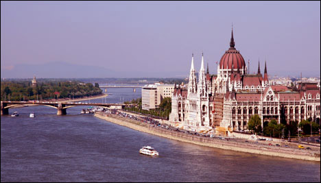 Cheap holiday destinations: Budapest, Hungary