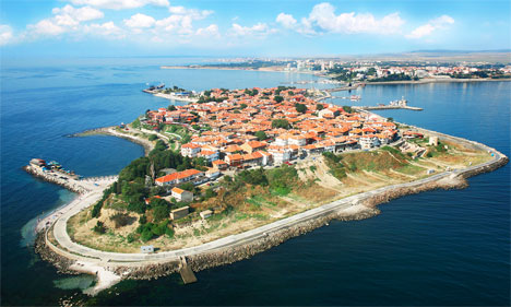 Cheap holiday destinations: Nesebar, Bulgaria