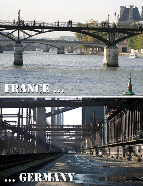 France vs. Germany ...