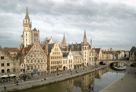 Top 10 Inner Cities 2018 Gent