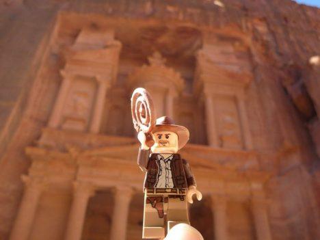 Disappointing travel destination Petra Jordan