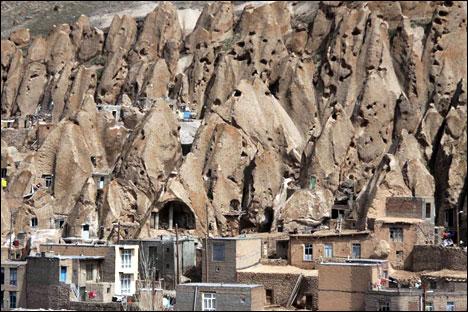 Kandovan odd houses