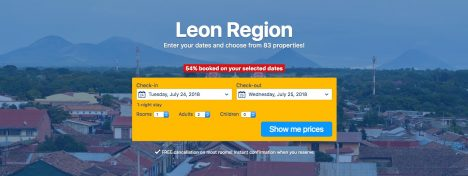 Check out Hotels and Guesthouses in the Leon Region, Nicaragua.