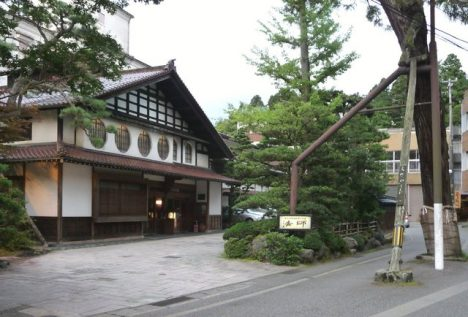 Top 5 worlds oldest hotels Hoshi Ryokan