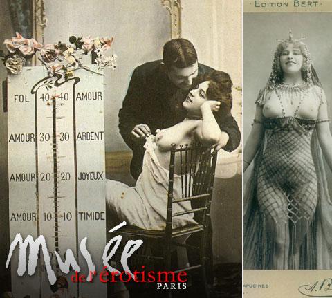 Paris Erotic Museum Erotic within Limits