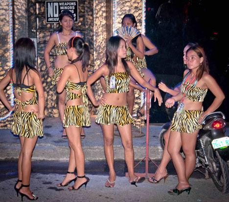 sex tourism since 1950s philipinnes angeles city