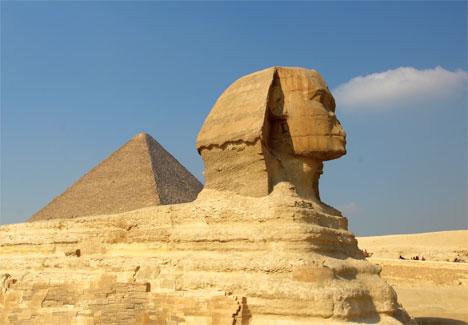Top 10 Statues Worldwide Sphinx