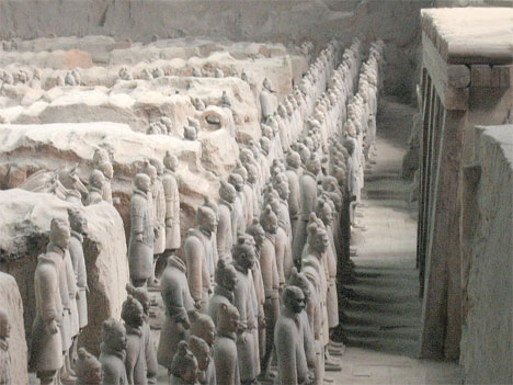 Top 10 Statues Worldwide Terracotta Army