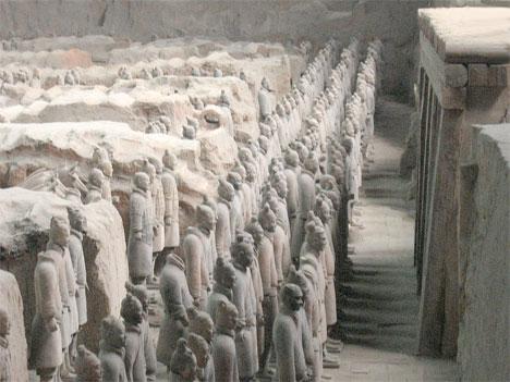 Top 10 Statues Worldwide Terracotta Army