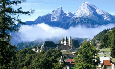 Top 10 Tourist Hot Spots Germany Berchtesgaden