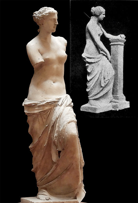 Top 10 Statues Worldwide Venus de Milo