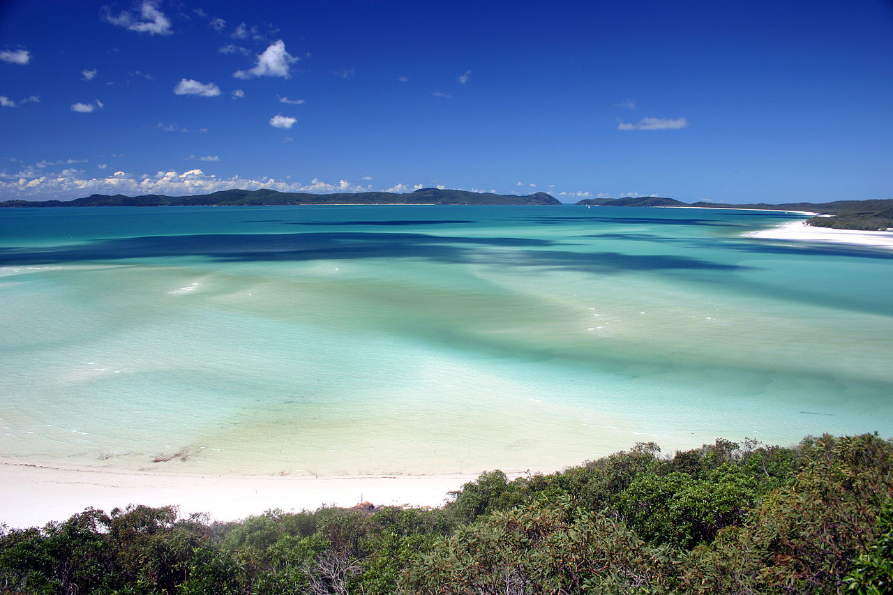 Top 10 Islands World Whitsunday Australia