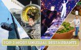 5 most unusual Restaurants