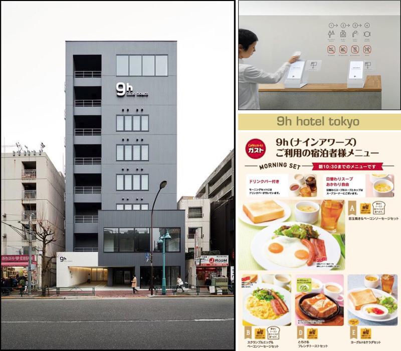 9h Hotel in Tokyo Shinjuku
