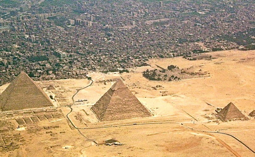 Disappointing Travel Destination Pyramids of Giza