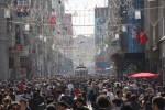 Istiklal street istanbul