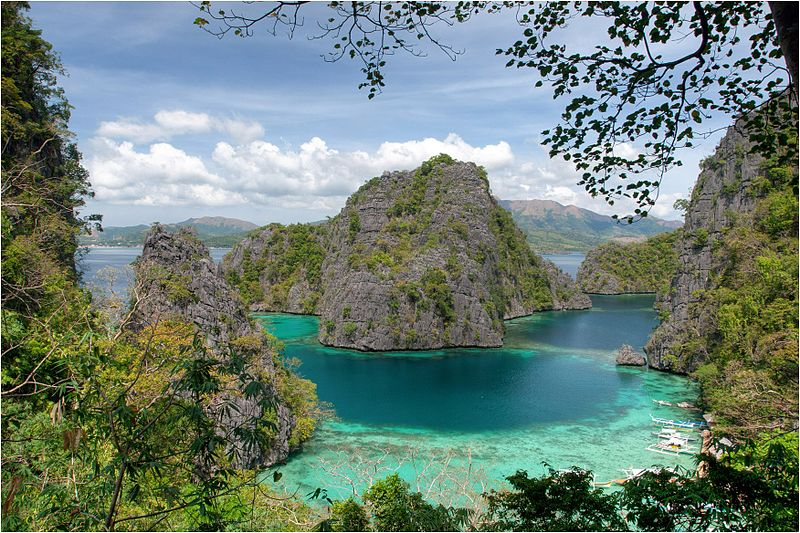 Top 10 Islands World Palawan Kayangan Lake