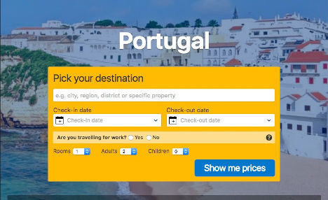 Portugal pick a destination here