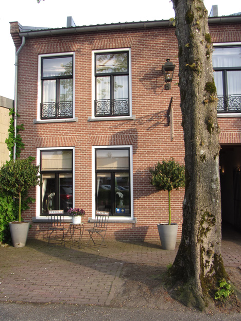 B&B Stadslogement Oudewater street side